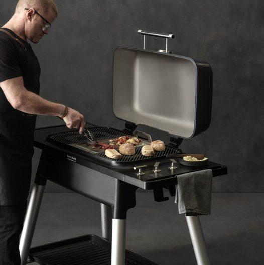 furnace graphite teppanyaki heston grill
