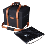 Cube travel bag front angle