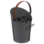 Coal scuttle loaded front on