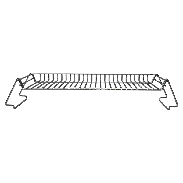 Fusion warming rack front on