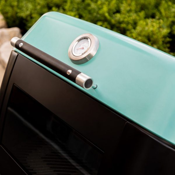 Gas rotisserie kit on furnace mint