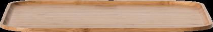 cube bamboo preparation board