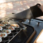 Silicon glove oyster rack
